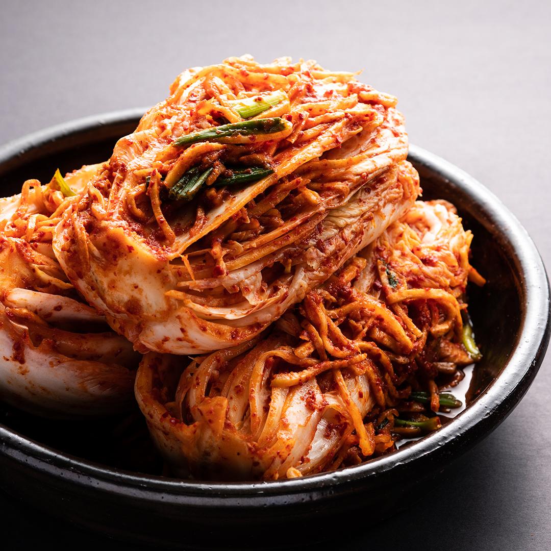 Napa Kimchi (포기김치)