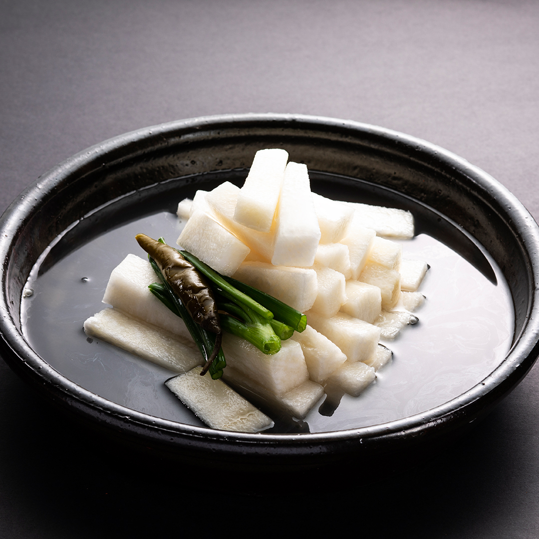 Radish Water Kimchi (동치미)